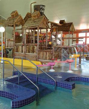 Timber Falls Water Park in Tan-Tar-A Resort, Osage Beach