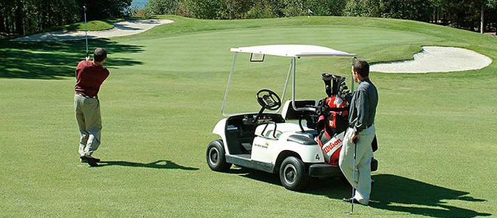 Play our Beautiful Lake of the ozarks Golf Courses