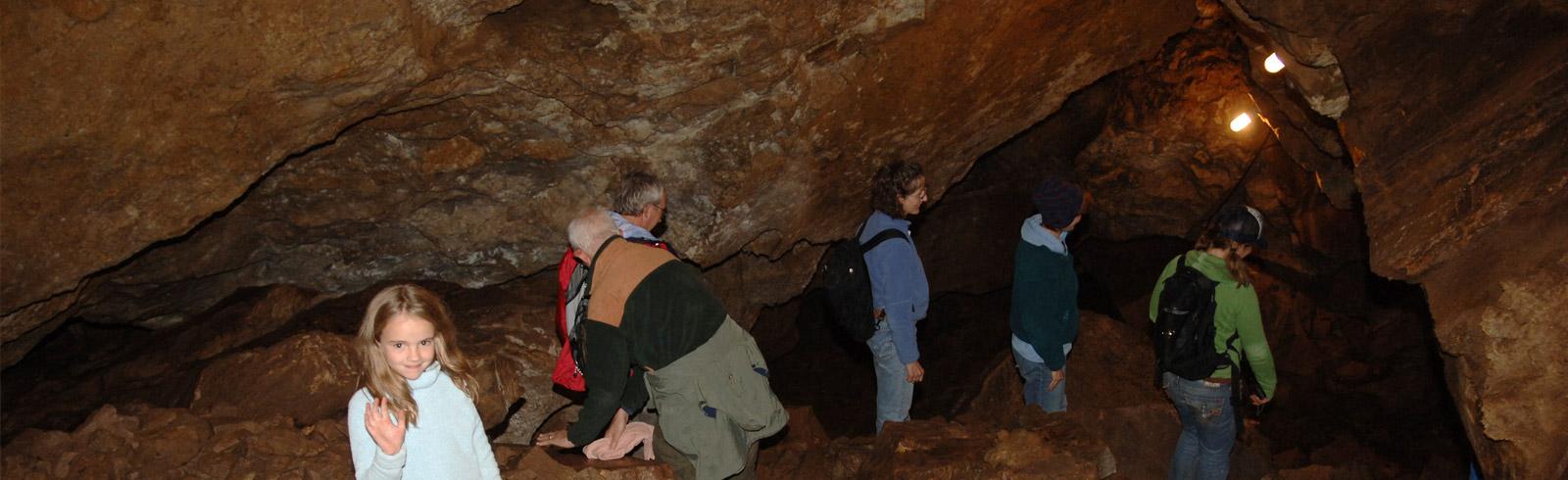 Ozark Caverns at Osage Beach