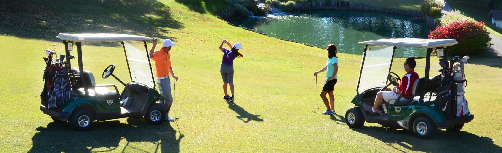 Play Tan-Tar-A Resort Golf Courses, Missouri
