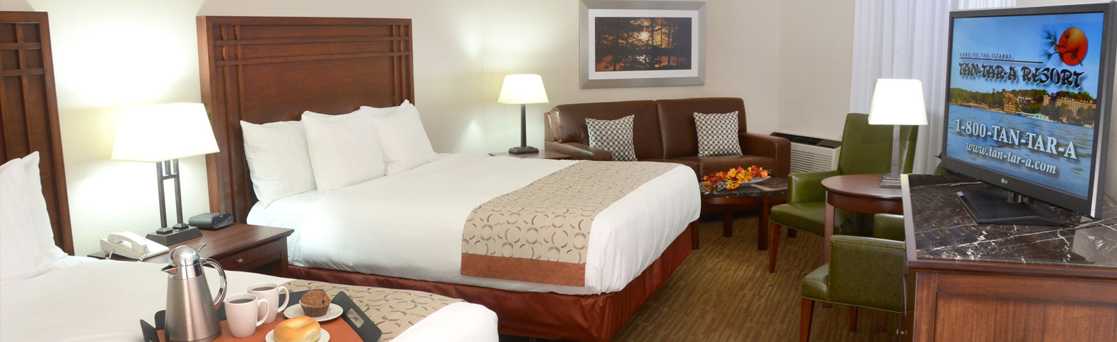 Rooms in Tan-Tar-A Resort, Osage Beach