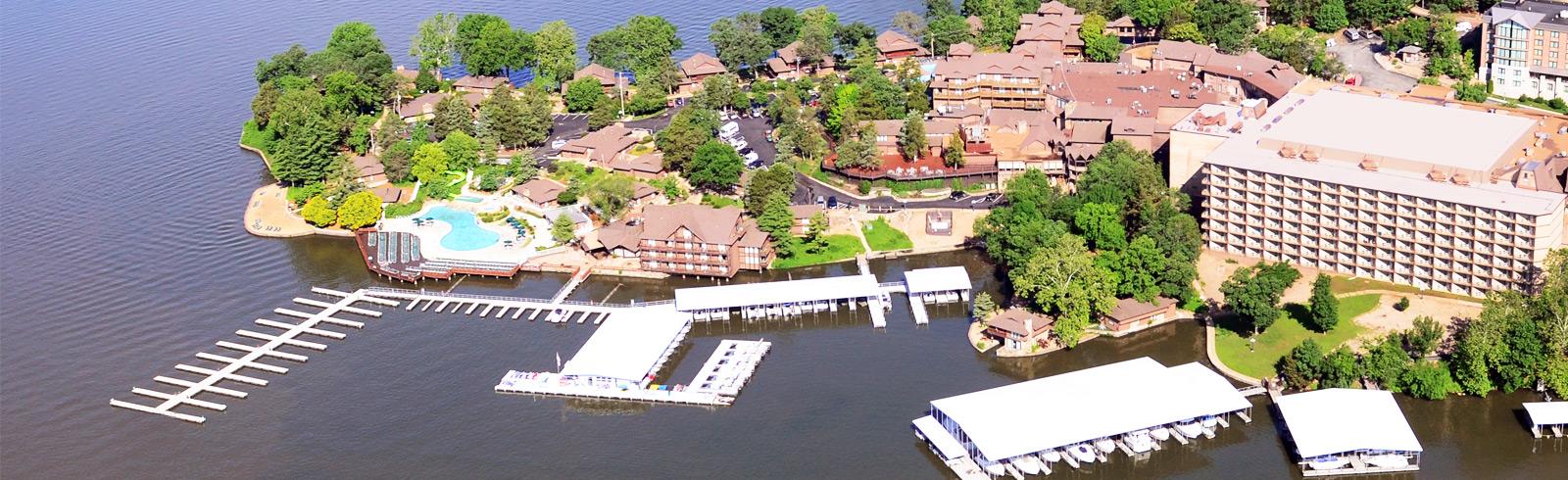 Tan-Tar-A Estates & Conference Center at Osage Beach, Missouri