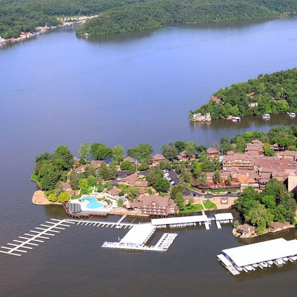 Lake of the Ozarks Resort in Osage Beach, MO - Tan-Tar-A Estates