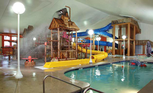 Tan-Tar-A Resort, Missouri Timberfalls Waterpark Package