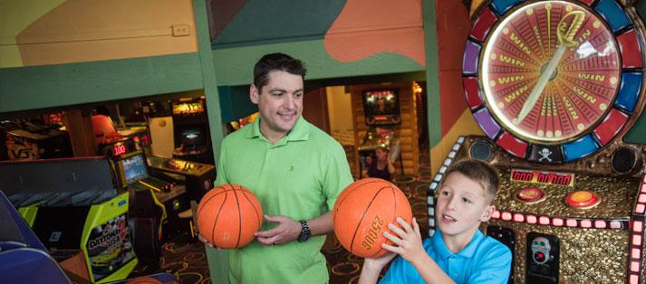 Tan-Tar-A Resort, Missouri Kid's Activities