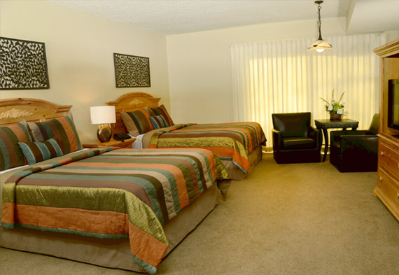 Standard Estates Complex Rooms at Tan-Tar-A Resort, Osage Beach